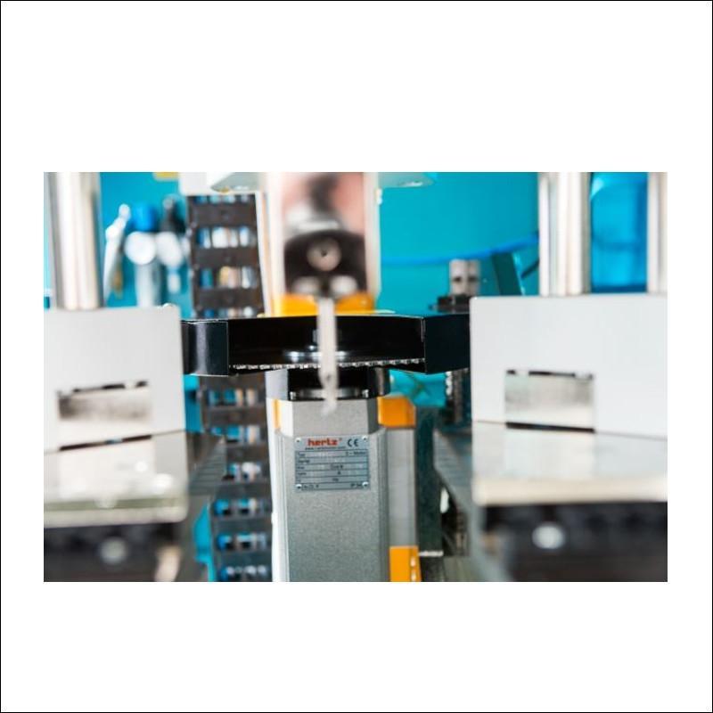 """CNC 6081 - <strong><font color=""""green"""">Oczyszczarka Yilmaz CNC 608-610</font></strong>"""