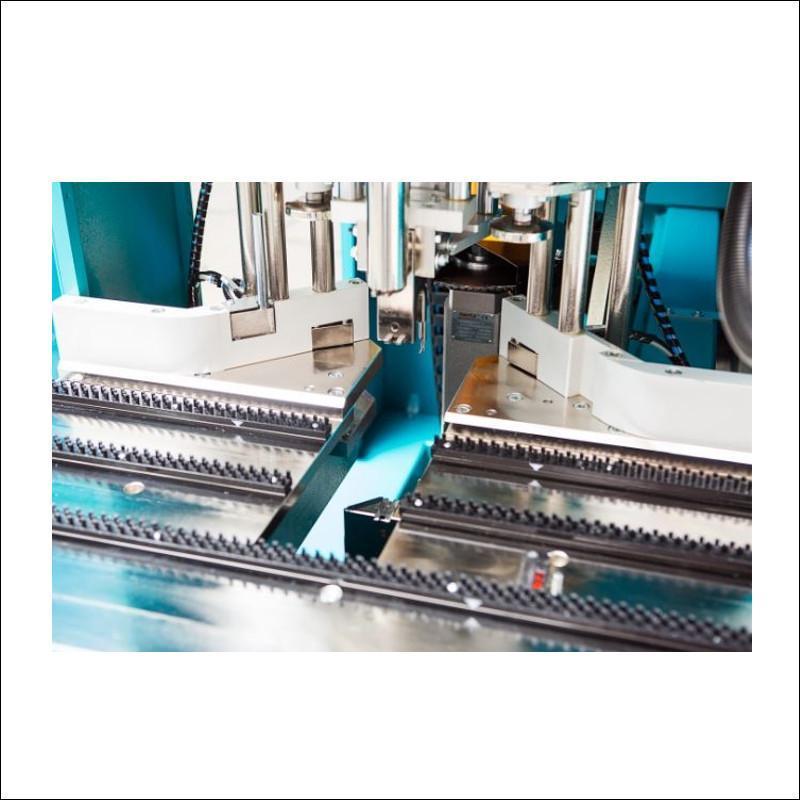 """CNC 6083 - <strong><font color=""""green"""">Oczyszczarka Yilmaz CNC 608-610</font></strong>"""