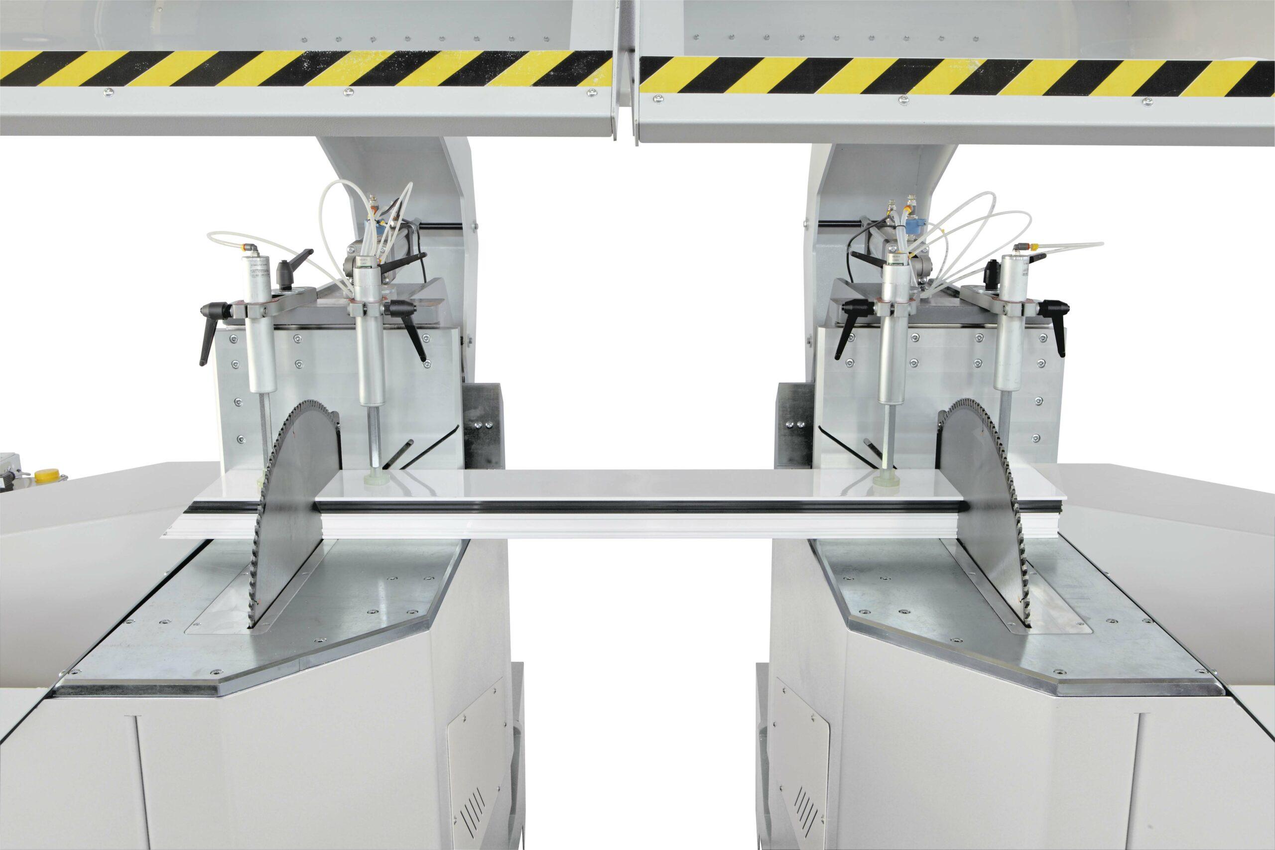 Selecta 1 scaled - Piła dwugłowicowa CNC Gemma SELECTA 3
